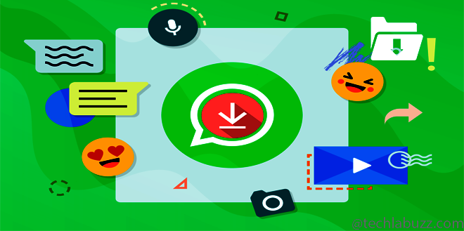 How To Save Whatsapp Status Video On Android Phone Techlabuzz