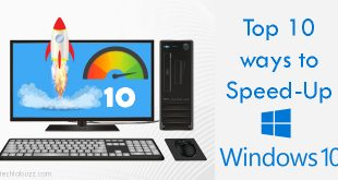 Top 10 tips to speed up windows 10