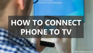 How to connect your smartphone to TV