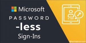 Microsoft Testing Passwordless Sign-Ins for Windows 10