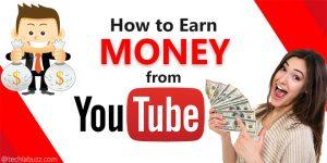 Make Money from YouTube 2019