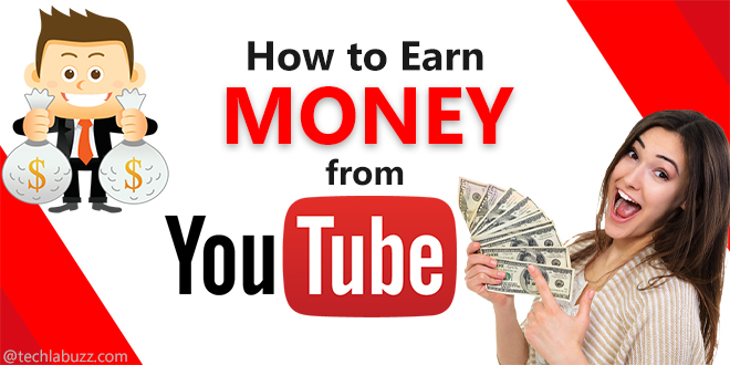 Make Money from YouTube 2019