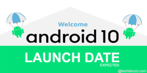 Android 10 launch date
