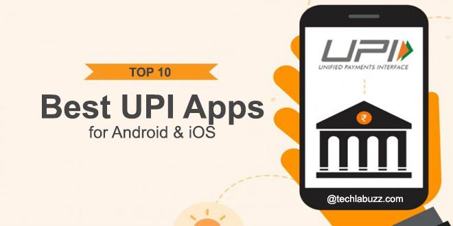Best UPI Apps