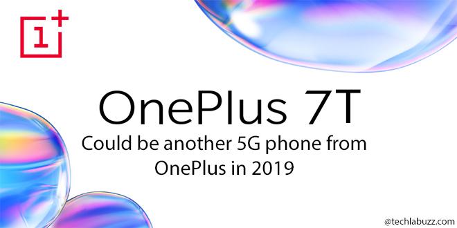 OnePlus 7T 5G