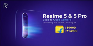 Realme 5 Realme 5 Pro Price, Specifications and Launch date