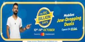 Flipkart big billion day mobile offers 2019- best phone to buy in sale