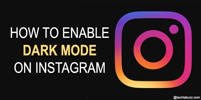 How to enable dark mode in Instagram on Android and iOS
