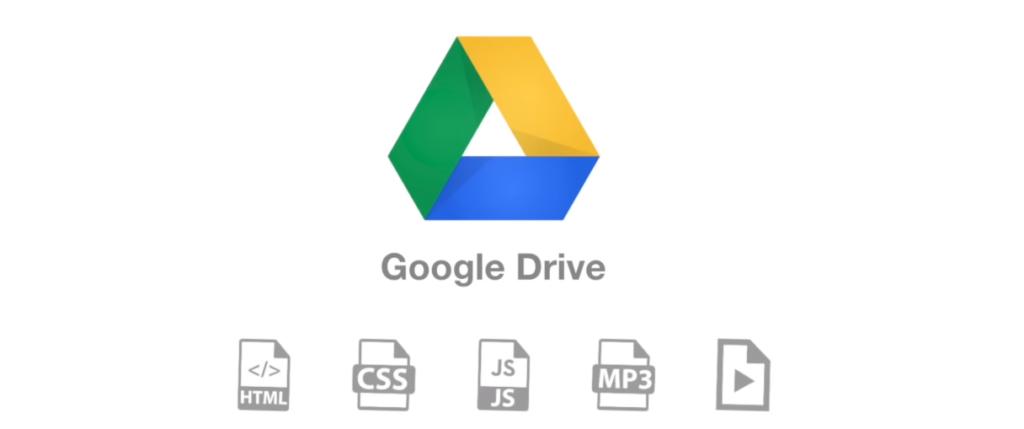 host website on google drive with custom domain