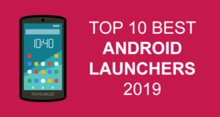 Top 10 Android launchers