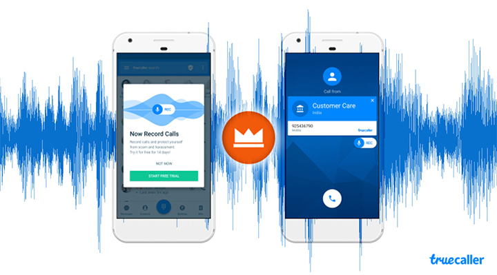Does Truecaller have call recording?