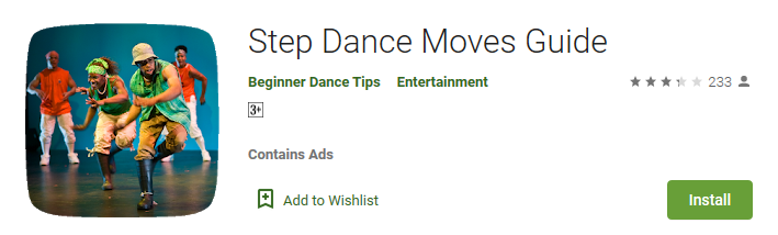 Top 5 Best android apps to learn dance online