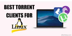 best torrent clients for Linux