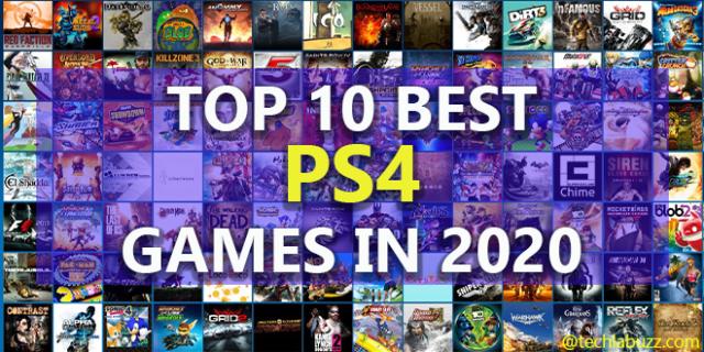Top 10 best ps4 games 2020