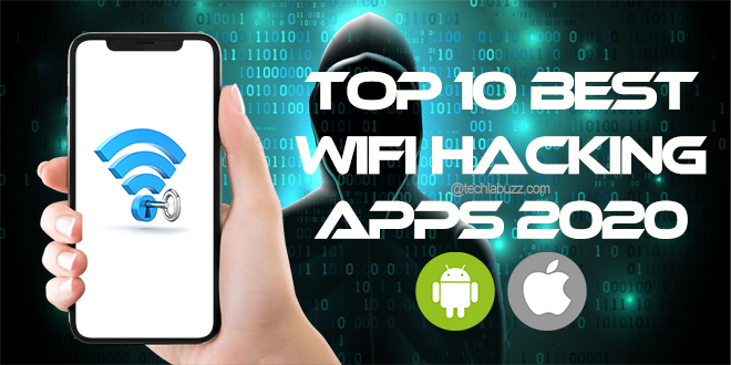 best WiFi hacking apps for Android and iPhone 2020