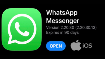 WhatsApp dark mode for iPhone is finally coming in the latest beta update