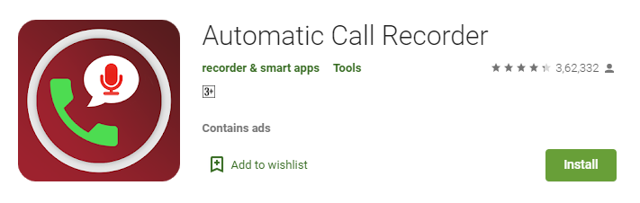 Best Call Recorder Apps for Android phone free 2020