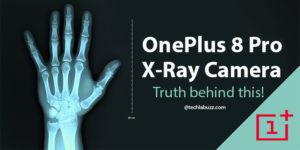 OnePlus 8 Pro X-Ray Camera