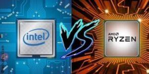 Intel Processors vs Amd