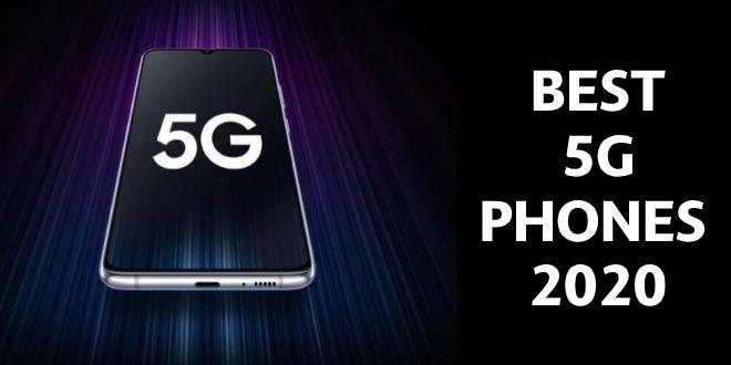 Best 5G phones in India 2020